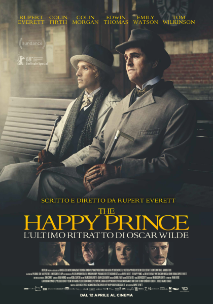 The Happy Prince: L'ultimo ritratto di Dorian Gray