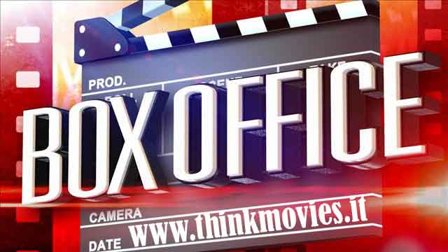 Vi presentiamo la classifica Box Office del fine settimana: