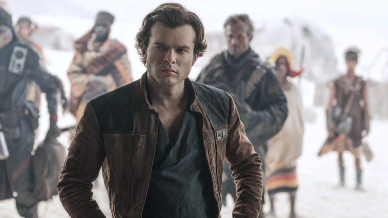 SOLO: A STAR WARS STORY di Ron Howard