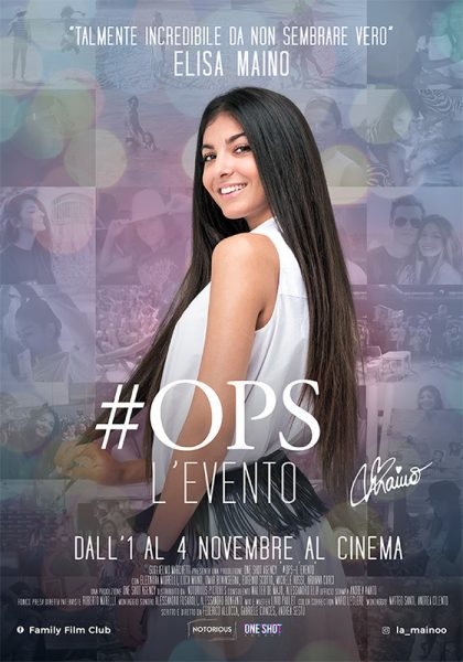 #OPS – L'EVENTO