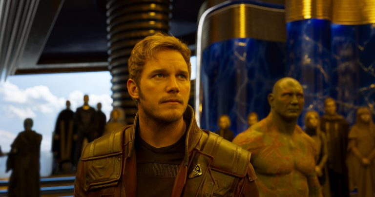 "CHRIS PRATT in trattative per il reboot del film ""THE SAINT"""