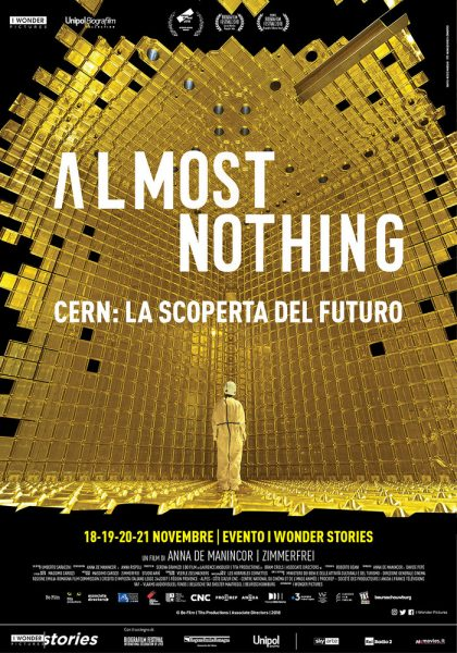 """ALMOST NOTHING – CERN: LA SCOPERTA DEL FUTURO"""