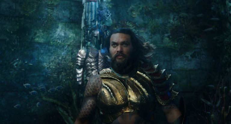 """AQUAMAN"": I NUOVI POSTER E IL FINAL TRAILER"