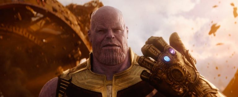 """PEOPLE'S CHOISE AWARDS 2018"": MIGLIOR FILM ""AVENGERS: INFINITY WAR"""