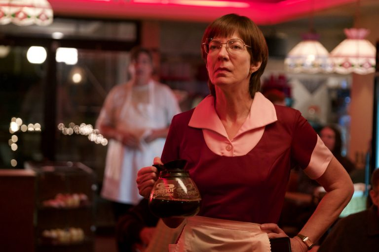"ALLISON JANNEY, interprete del film prodotto da JJ Abrams: ""LOU"""