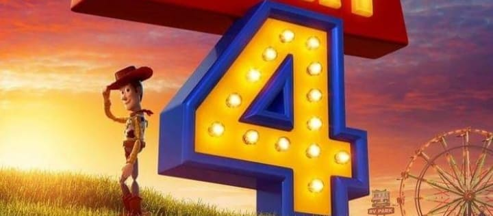 """""""TOY STORY 4"""": IL NUOVO POSTER"""