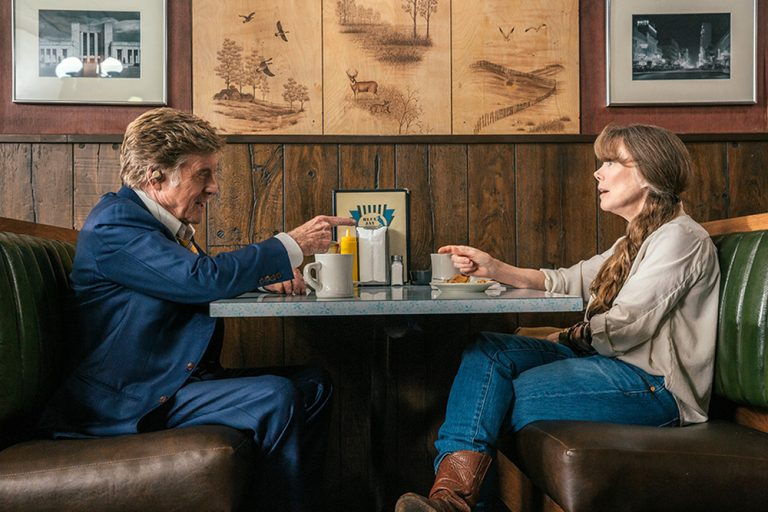 """OLD MAN AND THE GUN"": DUE NUOVI SPOT DEL FILM CHE SEGNA L'ULTIMA INTERPRETAZIONE DI ROBERT REDFORD"