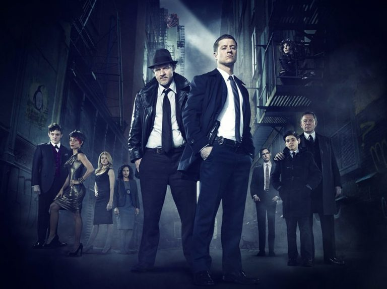 "WARNER BROS., ""Gotham"" e ""Blindspot"" sono le serie tv in home video a marzo."