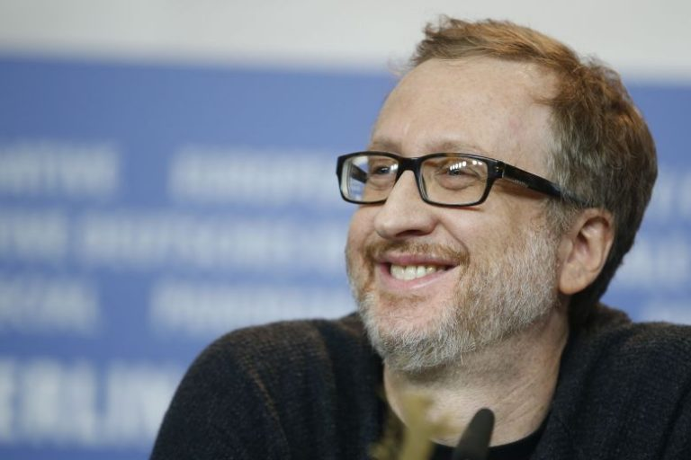 Mandatory Credit: Photo by Guillaume Horcajuelo/EPA/REX/Shutterstock (8376718j) James Gray The Lost City of Z Press Conference - 67th Berlin Film Festival, Germany - 14 Feb 2017 US director James Gray attends the press conference for 'The Lost City of Z' during the 67th annual Berlin Film Festival, in Berlin, Germany, 14 February 2017. The movie is presented in the Berlinale Special section at the festival which runs from 09 to 19 February.