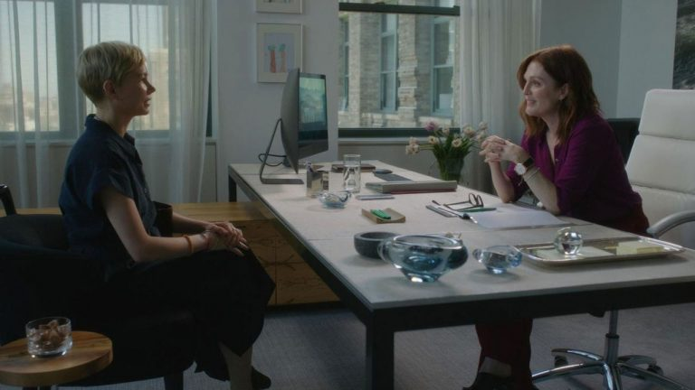 """After the wedding"": Michelle Williams e Julianne Moore protagoniste fel Primo Trailer del remake del film diretto da Susanne Bier."