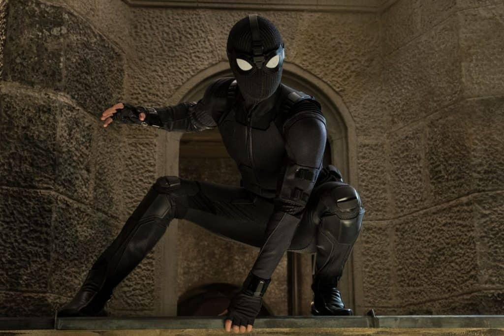 """SPIDER – MAN: FAR FROM HOME"": Sony Pictures rilascia 15 Nuove Immagini."