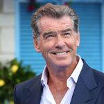 Pierce Brosnan Eurovision Think Movies