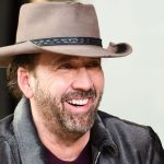 Mandatory Credit: Photo by Michelle Quance/Variety/REX/Shutterstock (9048940cz) Nicolas Cage Variety Studio at TIFF presented by AT&T, Day 2, Toronto International Film Festival, Canada - 10 Sep 2017