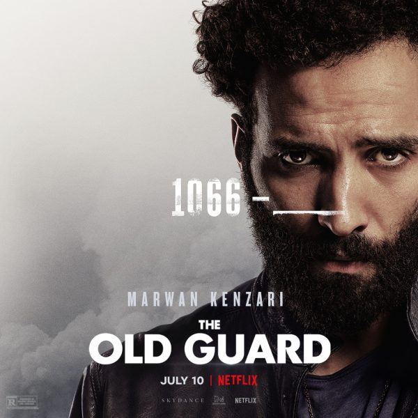 The Old Guard Character Poster Think Movies 2