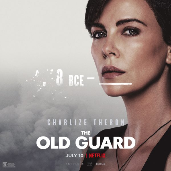 The Old Guard Poster Charlize Theron Think Movies