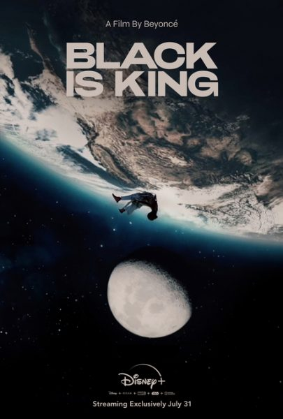 Black is King Poster Think Movies