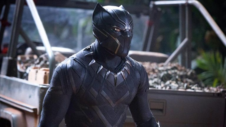 Black Panther Think Movies