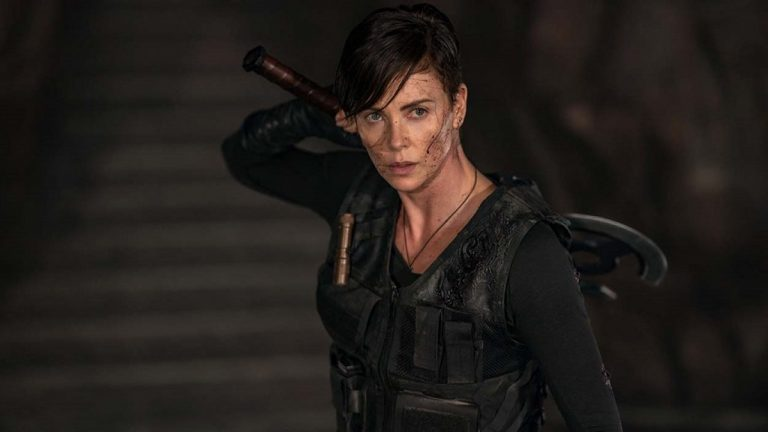 Charlize Theron Think Movies
