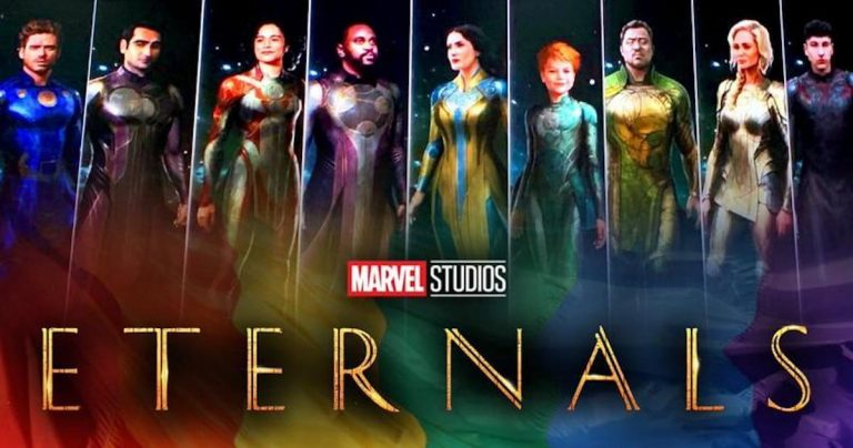 The Eternals Think Movies