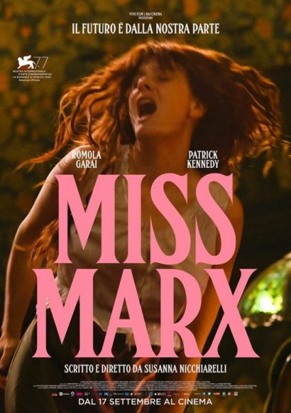 Miss Marx Poster Think Movies