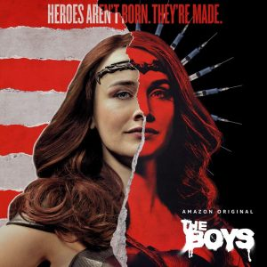 Amazon - The Boys Think Movies