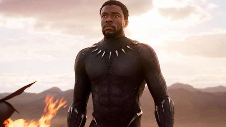 Black - Panther - Think Movies