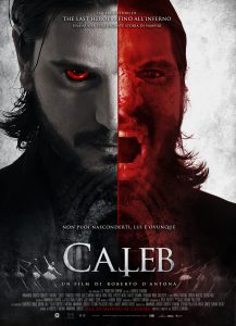 Caleb Poster Think Movies