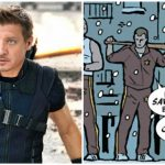 Hawkeye Think Movies