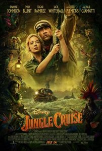 Jungle Cruise - Think Movies