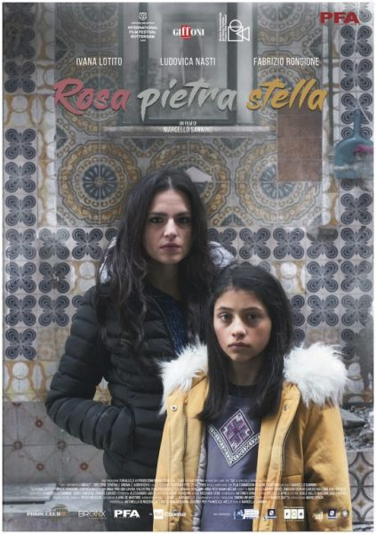 Poster Rosa Pietra Stella Think Movies