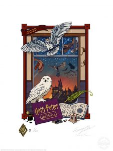 MinaLima - Back to Hogwarts 2020