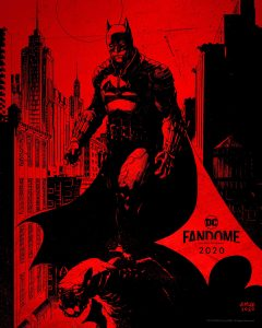Poster The Batman Think Movies
