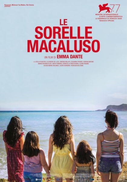 Poster Le Sorelle Macaluso Think Movies