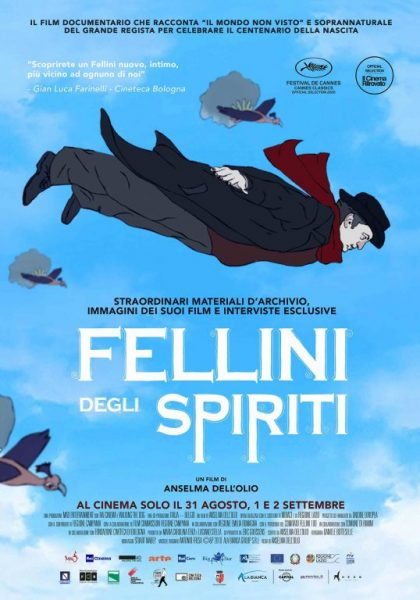 Poster_Fellini- Think Movies