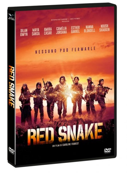 Red Snake_DVD Thinnk Movies