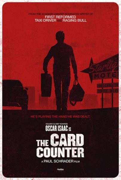 The Card Counter Poster Think Movies