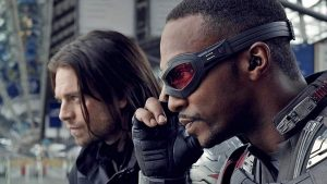 The Falcon and the Winter Soldier - Think Movies