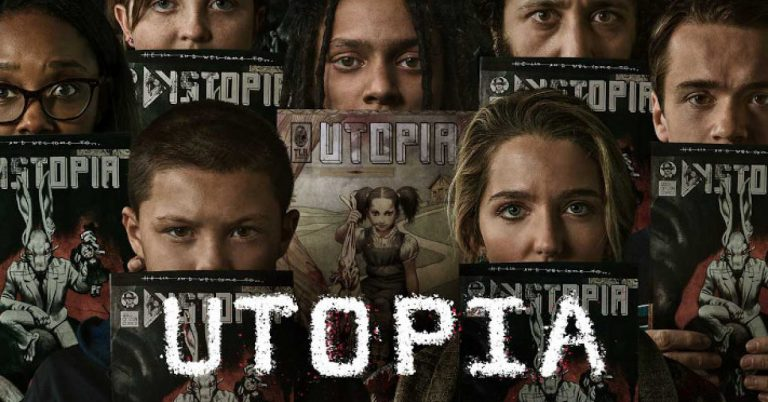 Utopia - Amazon - Serie - Think Movies