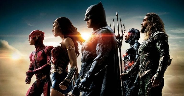 Justice League - Think Movies