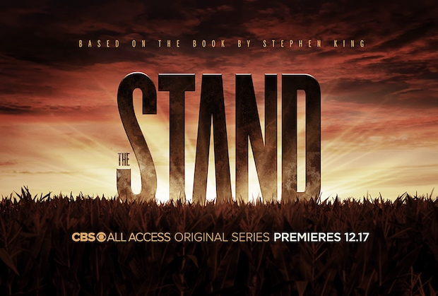 The Stand - Logo - Think Movies