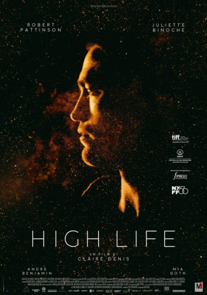 Poster High Life Think Movies