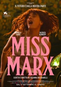 Miss Marx - Poster - Think Movies