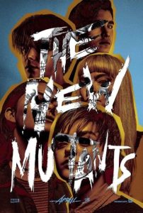 The New Mutants - Poster Think Movies