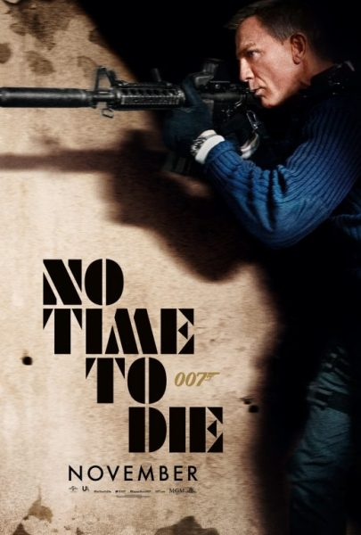 No Time to Die - Nuovo Poster - Think Movies