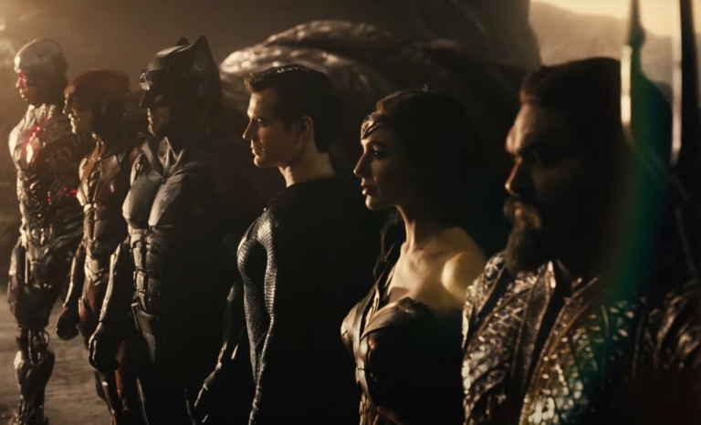 Justice -League - Snyder-cut - Think Movies