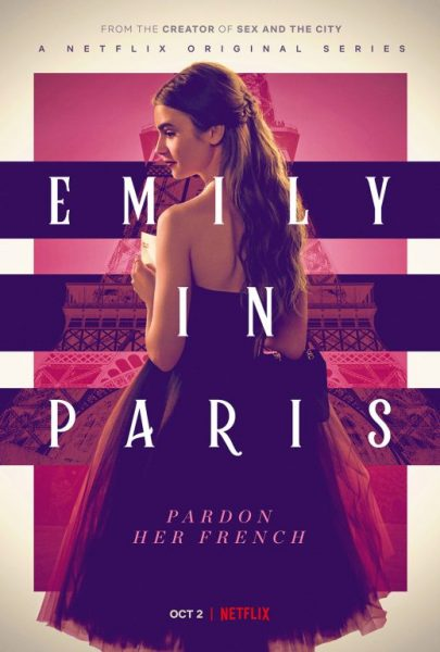 Emily in Paris - Poster - Think Movies