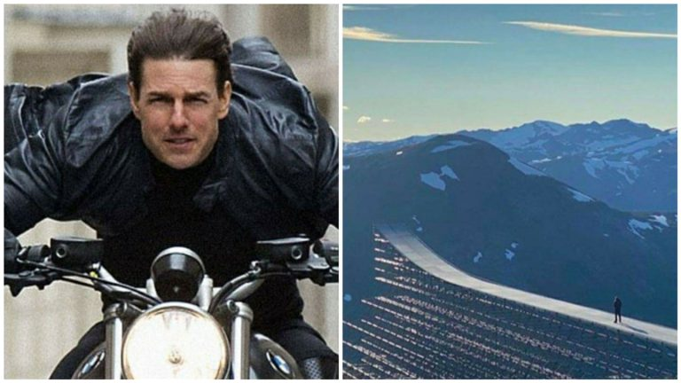 Mission Impossible 7 - Tom Cruise