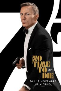 No Time to Die - Poster - Think Movies