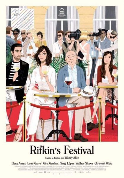 Rifkin's Festival - Poster - Ufficiale - Think Movies