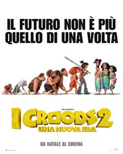 The Croods - Poster Think Movies